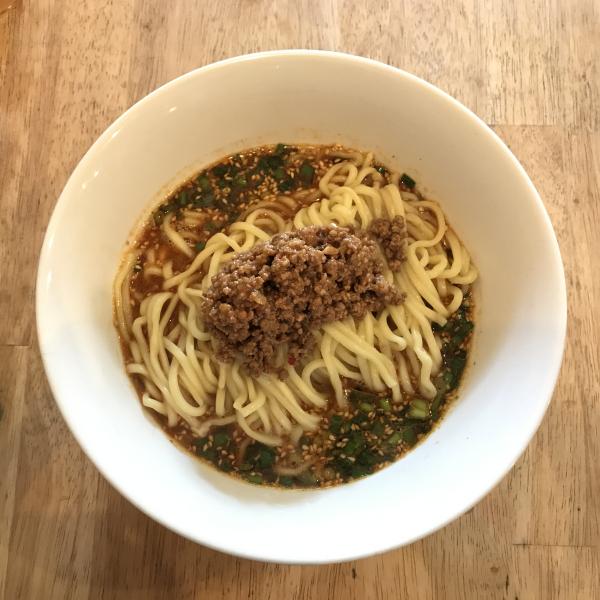 【ラーメンレビュー】千歳船橋:よつ葉の超級担々麺を食べてみた