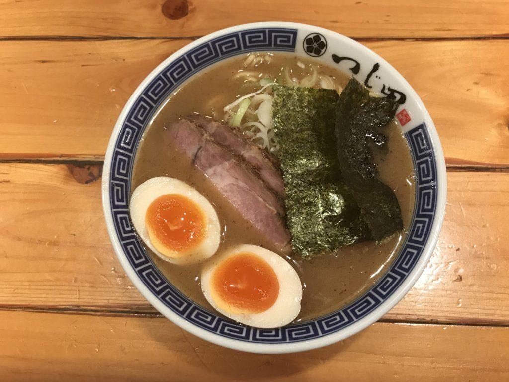 【ラーメンレビュー】飯田橋:つじ田の特製ラーメンを食べてみた