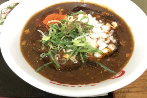 【ラーメンレビュー】祖師ヶ谷大蔵:辛っとろ麻婆麺 あかずきんに行ってみた