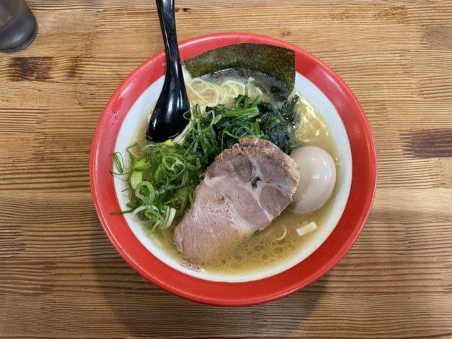 世田谷(上町): 百麺(ぱいめん)のらーめんを食べてみた【ラーメンレビュー】