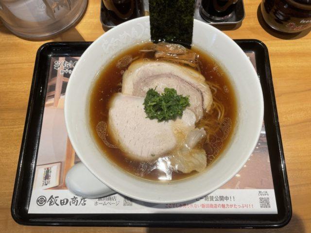 らあめん花月嵐と飯田商店のコラボメニューは美味しいのか?実際に食べてみた【ラーメンレビュー】