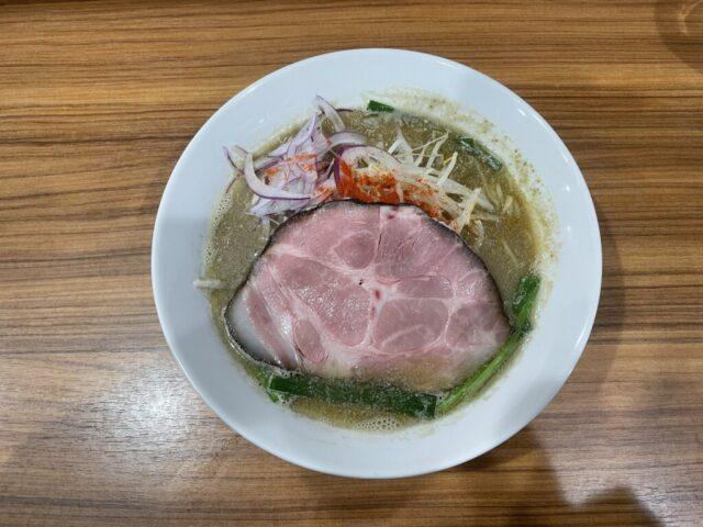千歳船橋:中華そば西川の味噌煮干しそばを食べてみた【ラーメンレビュー】