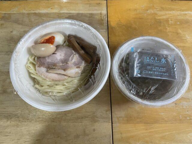 経堂:らぁ麺 時は麺なりの特製つけ麺をテイクアウトしてみた【ラーメンレビュー】