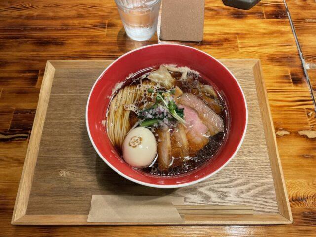 梅ヶ丘:SHIBASAKITEI+(旧柴崎亭 梅ヶ丘店)の特製醤油を食べてみた【ラーメンレビュー】